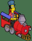 Reverend Lovejoy Ride Train