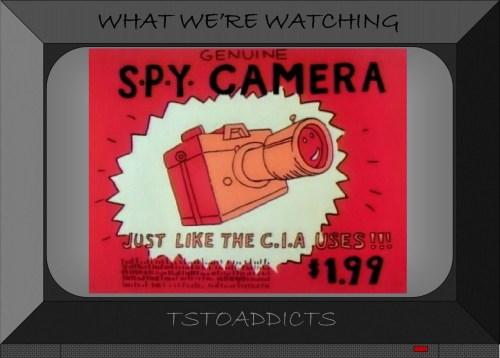Simpsons Spy 3