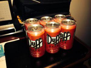 spankymcm Duff Beer AUS