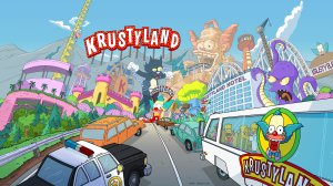 Krustyland Screen