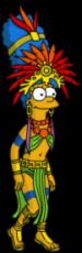 Mayan Marge