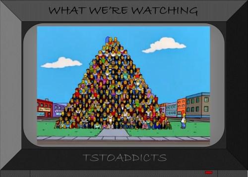 Springfield Giant Human Pyramid