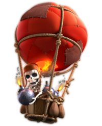 CoC Balloon
