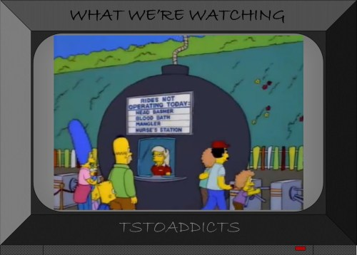 Itchy & Scratchy Land 2