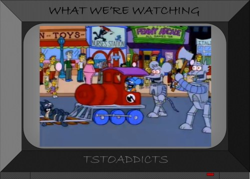 Itchy & Scratchy Land 5