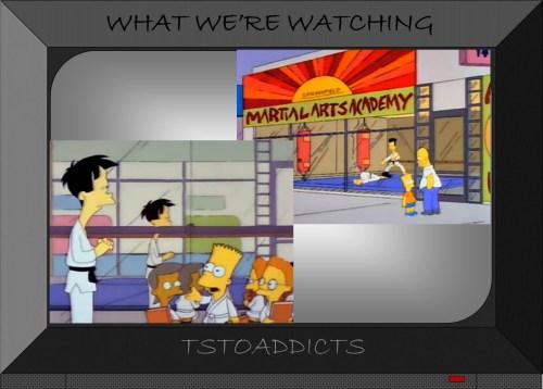 Akira Simpsons 6