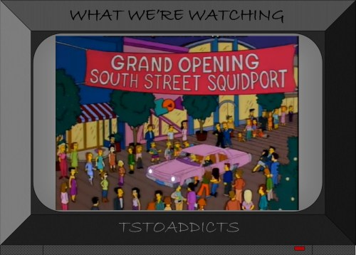 Squidport Opening