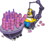 Homer donut torture device 1
