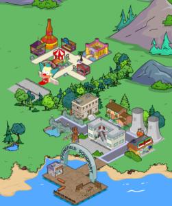 Friends Towns 2
