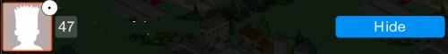 Player Information Neighbor Screen