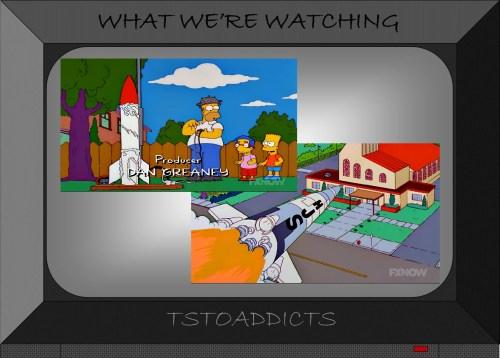 Rocket Simpsons