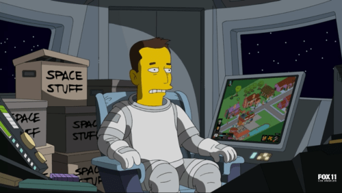 Elon Musk The Simpsons Tapped Out