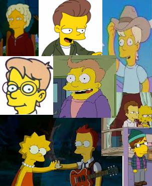 Lisa's Boyfriends