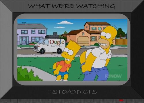 Oogle Simpsons