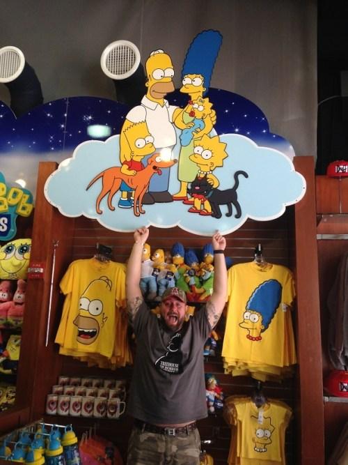 Wookiee Simpsons Love