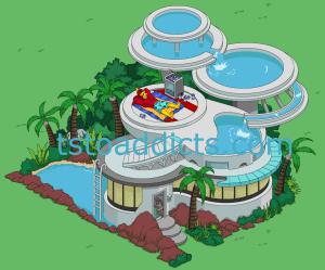 Beach House Animation