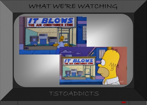 It Blows Simpsons