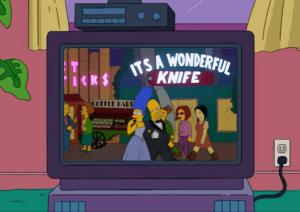 It's A Wonderful Knife 1