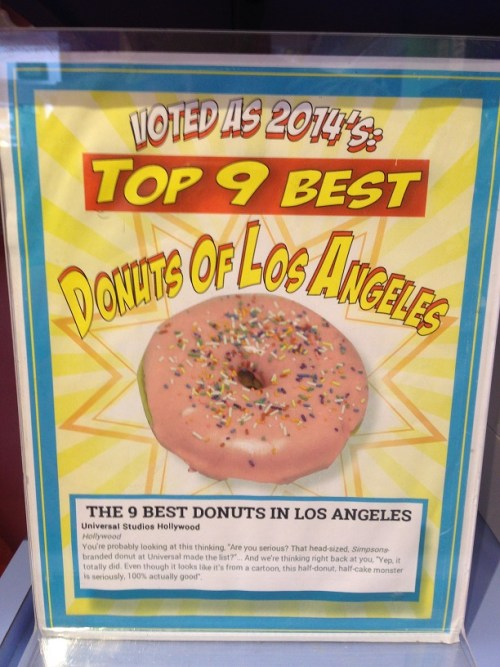 Lard Lad Donut