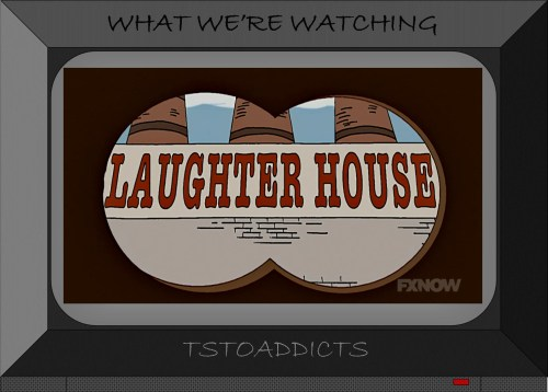 Laughter House Simpsons