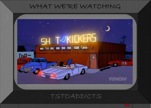 shotkickers tsto simpsons
