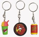 25th Anniversary Simpsons Keychains 5
