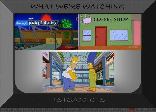 Coffee Shops Simpsons