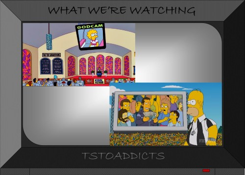 Godcam Bribecam Simpsons