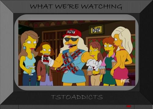 Lady Duff Simpsons