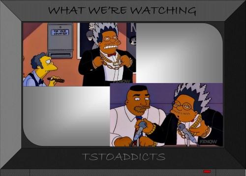 Lucius Sweet Simpsons