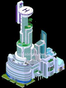 Modern Area Building 1