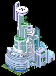 Modern Area Building 2