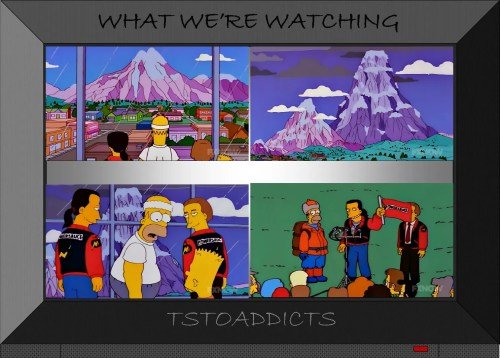 Murderhorn Powersauce Simpsons