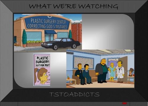 Plastic Surgery Center Simpsons 2