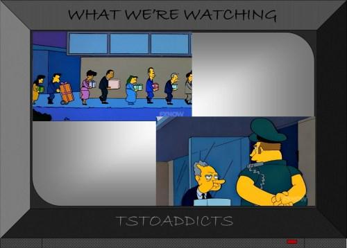 President Richard Milhous Nixon Mr. Burns Birthday Simpsons