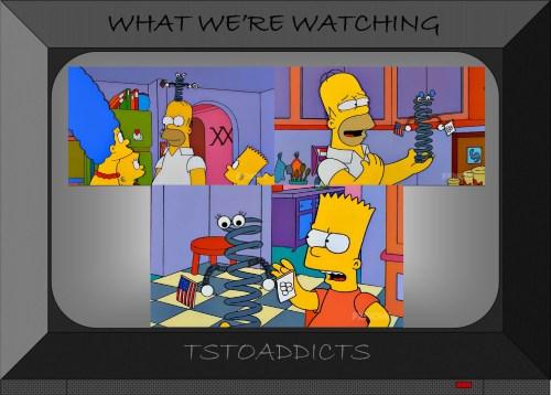 Springy Simpsons