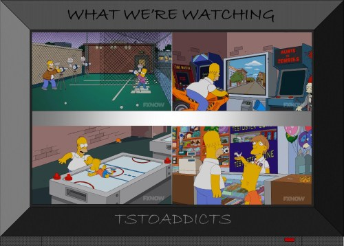 Testoster-zone Simpsons 2