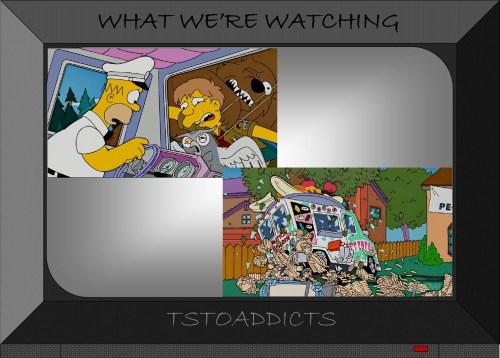 Ice Cream Man Homer Simpsons 3