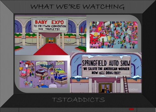 Springfield Convention Center Simpsons