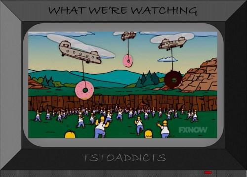 Springfield Gorge Homer Simpson clones