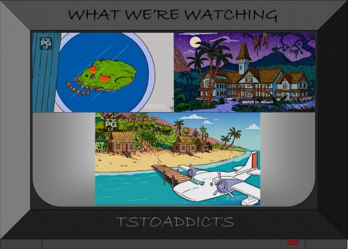 Island of Dr. Hibbert Simpsons 2