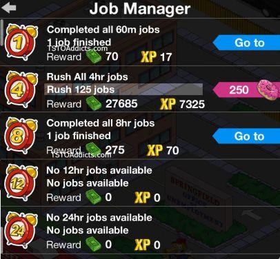 Job manager 1