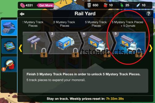 Rail Yard 5th Prize
