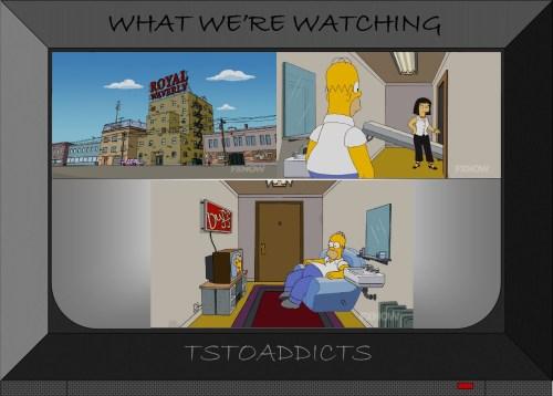 Royal Waverly Apartment Simpsons