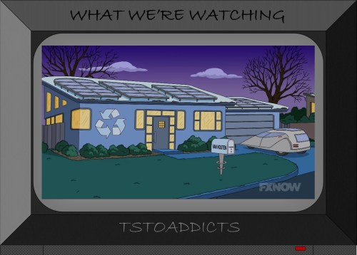 Self-Reliant House TSTO Lisa Simpson Future