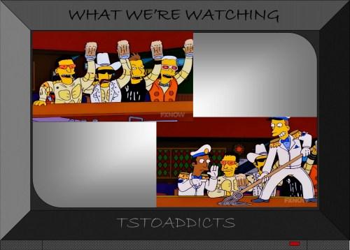 U2 Simpsons