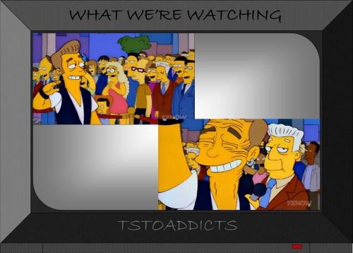Kyle Darren Springfield Heights 90210 Simpsons Monorail Episode
