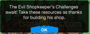 Shopkeeper Challenge Main With