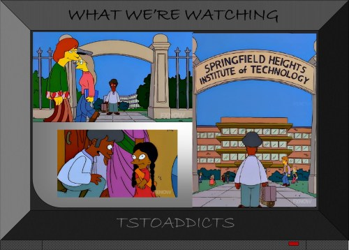 Springfield Heights Institute of Technology Simpsons