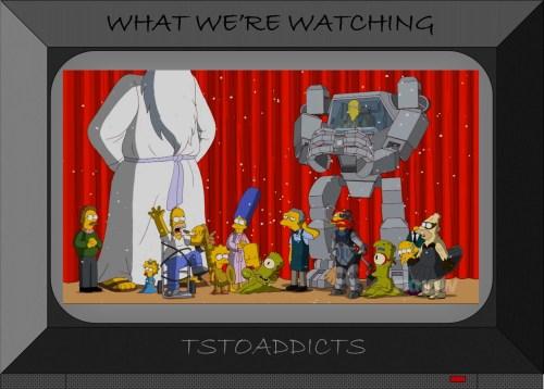 THOH XXII Final Scene Simpsons